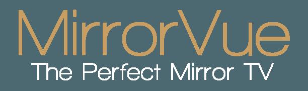 MirrorVue Mirror TV Official Logo